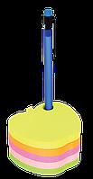Блок бумаги яблоко Donau 400л NEON (7563001PL)