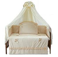 Детское постельное белье  (8 элементов) Бязь