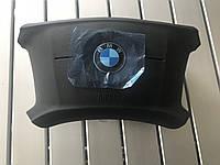 Подушка безопасности водителя (Аэрбег / Airbag) на БМВ Е46 / BMW E46.