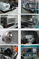 DMTG CKA 6180 A токарный станок по металлу с ЧПУ дмтг ска 6180, фото 2