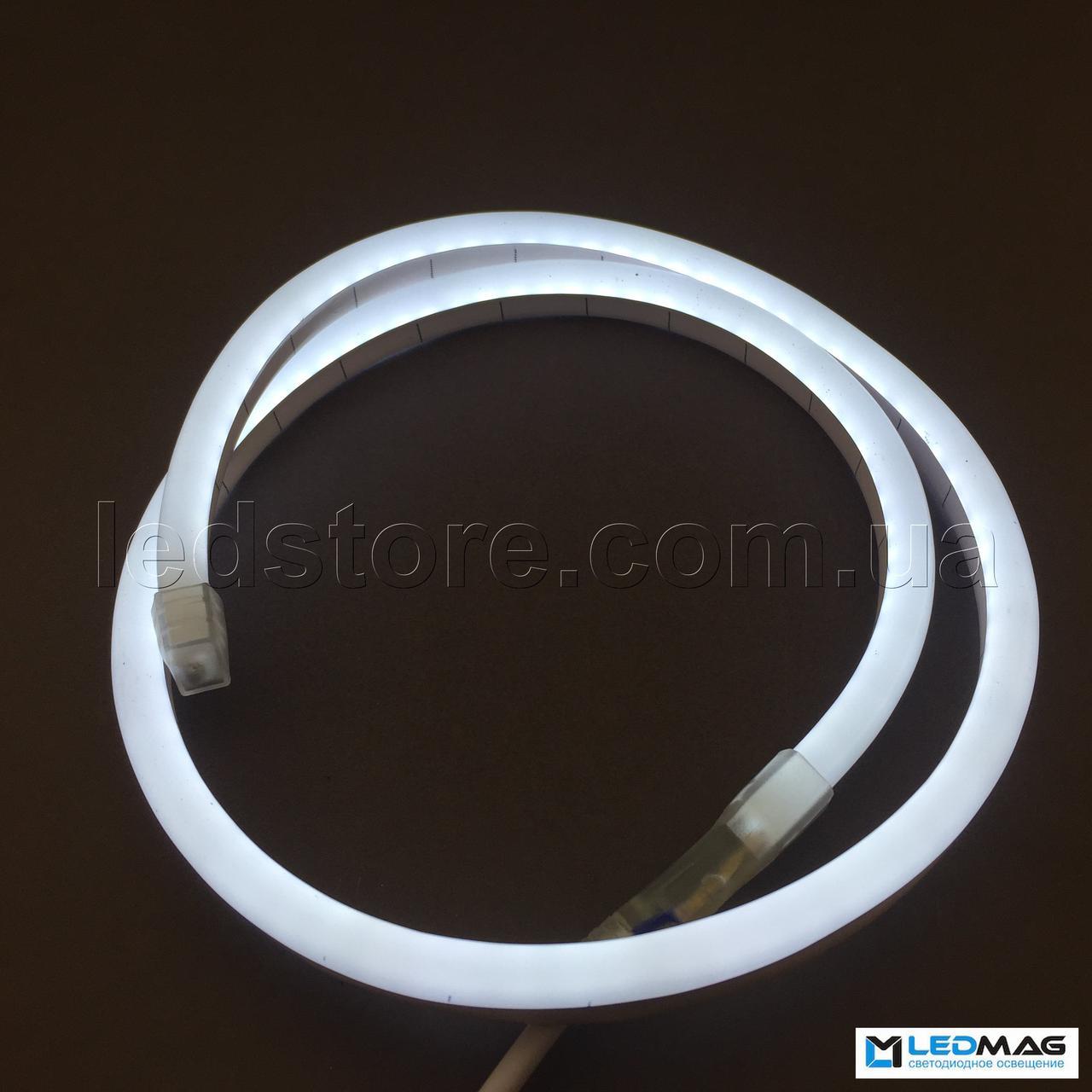 Светодиодный неон 5050/60 12В IP65 RGB