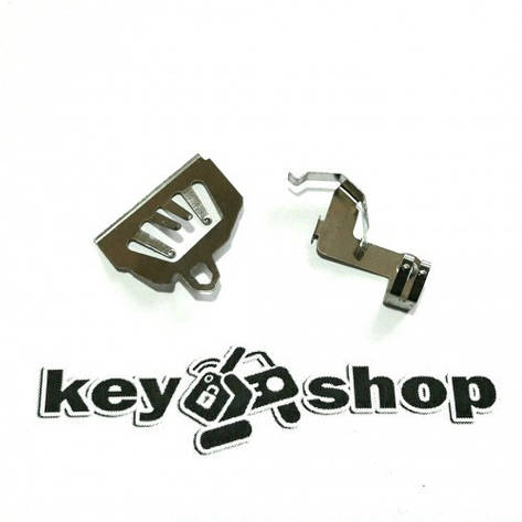 Контакты батареи для выкидного ключа CITROEN Relay, Nemo, Jumper (Ситроен Релай, Немо, Джампер), фото 2