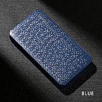 Внешний аккумулятор Power bank USAMS Mosaic 20000 mah Blue
