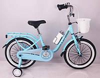 "Велосипед ""CASPER-16"" 16 дюймов Blue, фото 1"