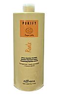 Kaaral Purify Reale шампунь N1237  Восстанавливающий безсульфатный для поврежденных волос. 1000 мл, фото 1