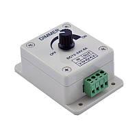 Стационарный диммер 8A 96W 12V (knob)  для светодиодной ленты