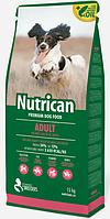 Корм Nutrican Adult (Нутрикан Эдалт) для взрослых собак всех пород, 15 кг