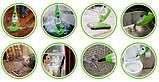 H2O Mop X5 Паровая швабра, мощный пароочиститель, фото 4