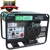Бензиновый генератор IRON ANGEL EG 11000 E3