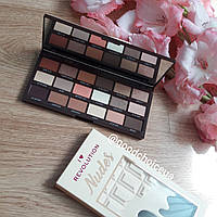 Палетка теней для век Makeup Revolution I Heart Nudes Palette