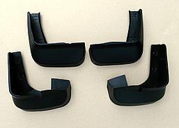 Комплект брызговиков 4 шт. MERCEDES V-Classe   W639   VITO/VIANO 2003-2011