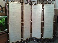 """Ширма из бамбука  170х200см """"Ротанг"""""""