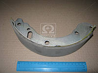 Колодка тормозная ГАЗ 3302 задняя с накл. (1шт.) (пр-во ГАЗ)
