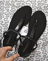 Женские сандалии вьетнамки H&M в наличии 36 37 38 39 40, фото 1