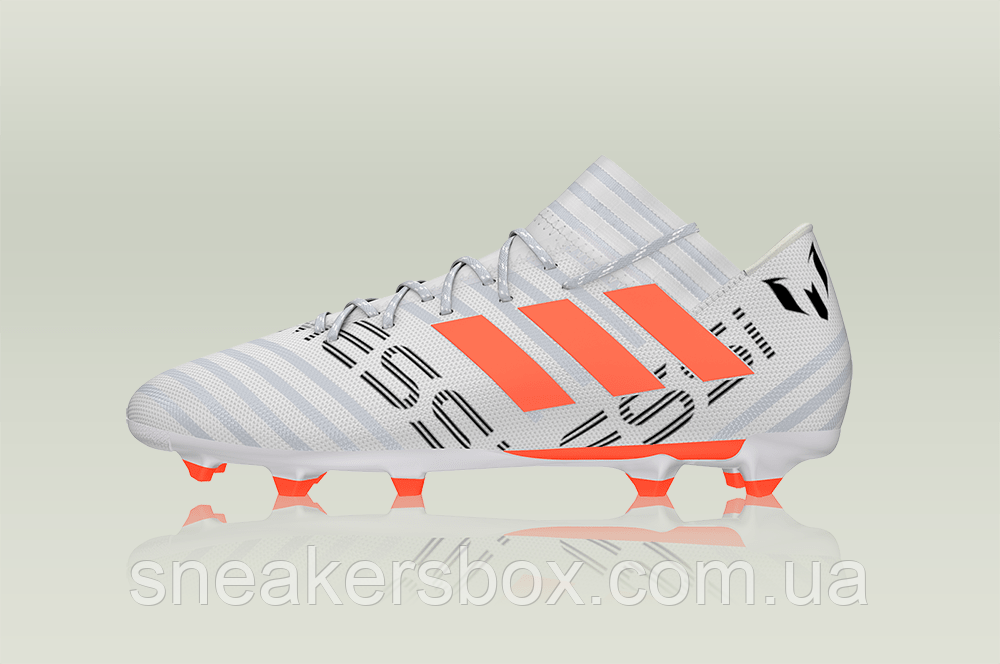 b41e4426cdd Футбольные бутсы adidas Nemeziz Messi 17.3 FG (CG2965) - Sneakersbox -  Интернет-магазин