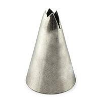 Насадка кондитерська 1 шт метал Листочок 68 (D=18мм)
