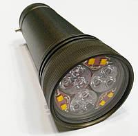 Мощный фонарь для подводной охоты HunterProLight Dual