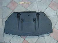 Пыльник защита заднего бампера Рено Лагуна 3 хэтчбек Renault Laguna 3