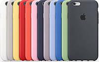 Накладка Silicone case для  IPhone 6/6s
