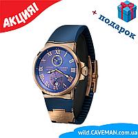 Часы Ulysse Nardin Marine   мужские часы   наручные часы   кварцевые часы dbe3987d2f8