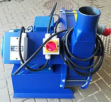 Зернодробилка молотковая дробилка ДКУ измельчитель зерна (Молотковый) 11 кВт