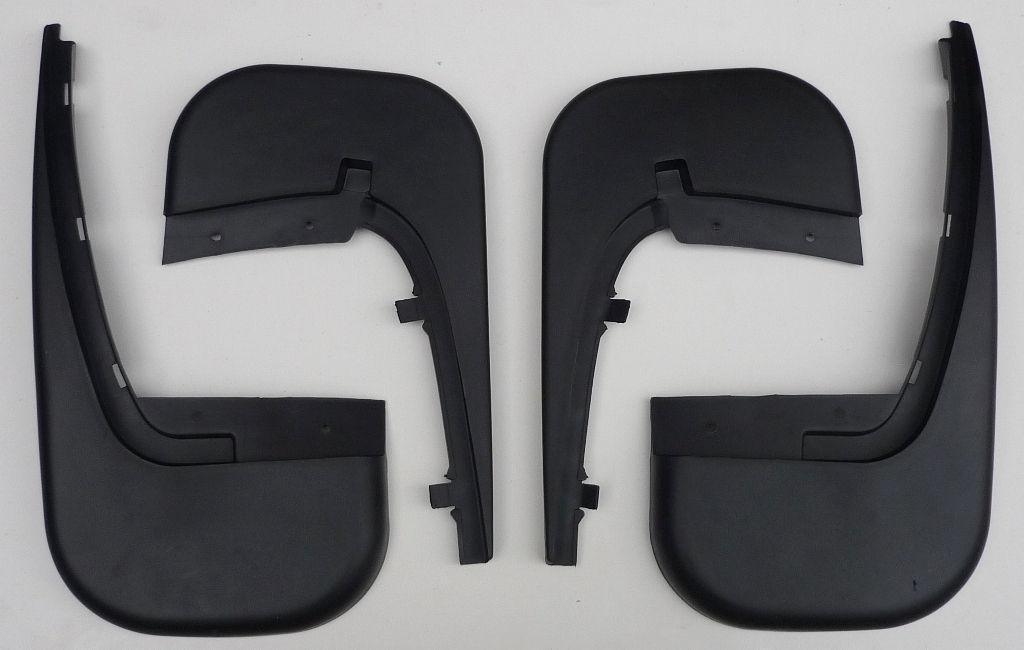 Комплект брызговиков 4 шт. MERCEDES V-Class  W639 2012- 2015