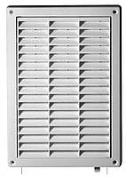 Вентиляционная решетка с жалюзи 340х220 мм