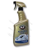 K2 Alaska MAX -70°C - размораживатель стекла , 700мл