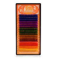 Характеристики: Микс «Блонд» 7 цветов 16 линий Моноволокно PREMIUM CLASS Класс моноволокна синтетическое волок
