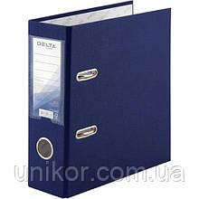 Реєстратор, 7,5 див., А5 одностороння, синій. Delta by Axent