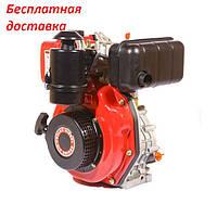 Двигатель Weima WM178F-S (шпонка, вал 25мм)