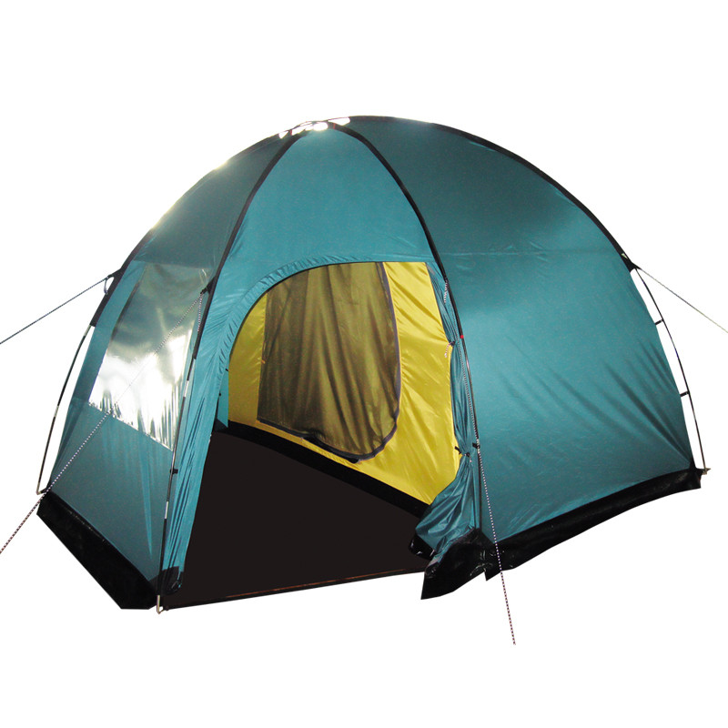 Палатка трёхместная кемпинговая Tramp Bell 3 v2 TRT-080