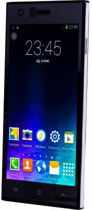 Смартфон Nomi i500 1/8Gb Black Камера 5/2 МП