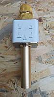 Беспроводной микрофон караоке DM Bluetooth Q7