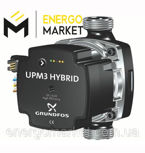 Насос Grundfos UPM3 HYBRID 25-70 180 ACA