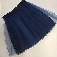 Школьная юбка фатиновая