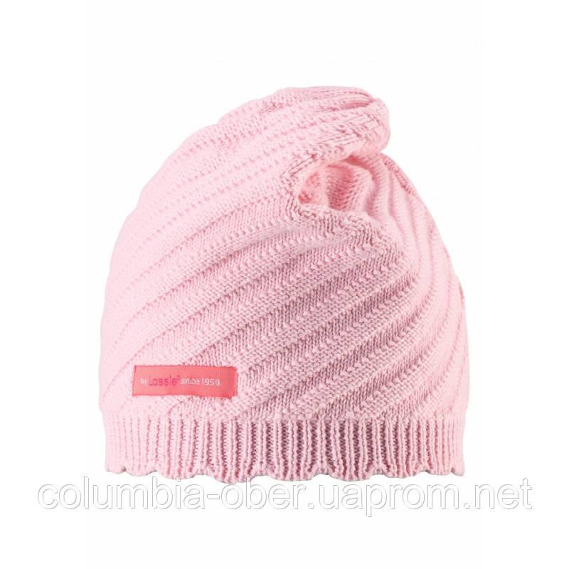 Демисезонная шапка для девочки Lassie by Reima 728701- 4070. Размеры S - L.