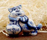 9380307 Фигурка керамическая Кіт Сметана