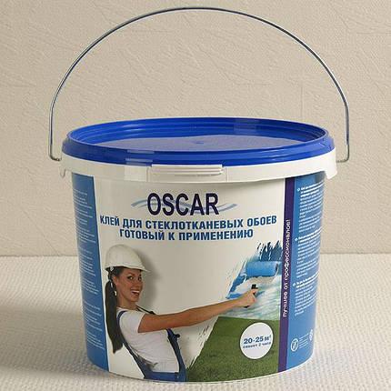 """Клей для стеклообоев """"Oscar"""", 5кг, готовый к применению, фото 2"""