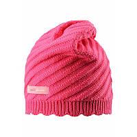 Демисезонная шапка для девочки Lassie by Reima 728701- 3400. Размеры S - L., фото 1