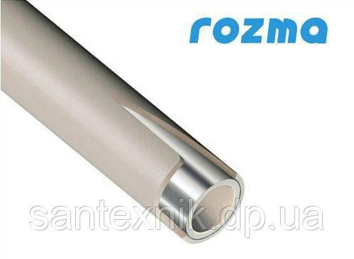 Труба полипропиленовая Розма КОМПОЗИТ (с алюминием) 25d 4,2мм