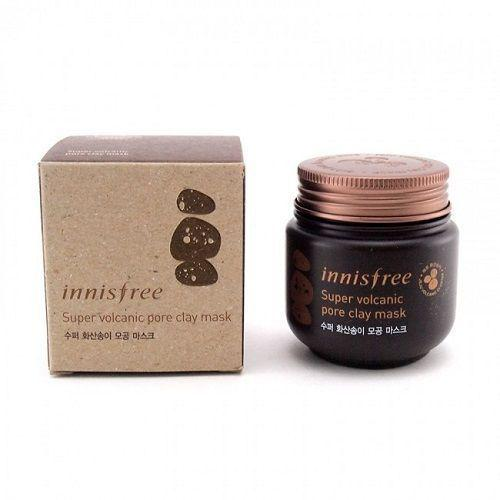 Innisfree Очищающая маска для лица Super Volcanic Pore Clay Mask (Hard) 100ml