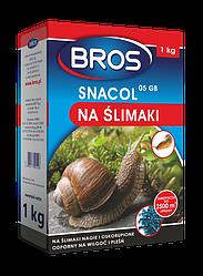 Средство от слизней Bros Snacol 1 кг Польша
