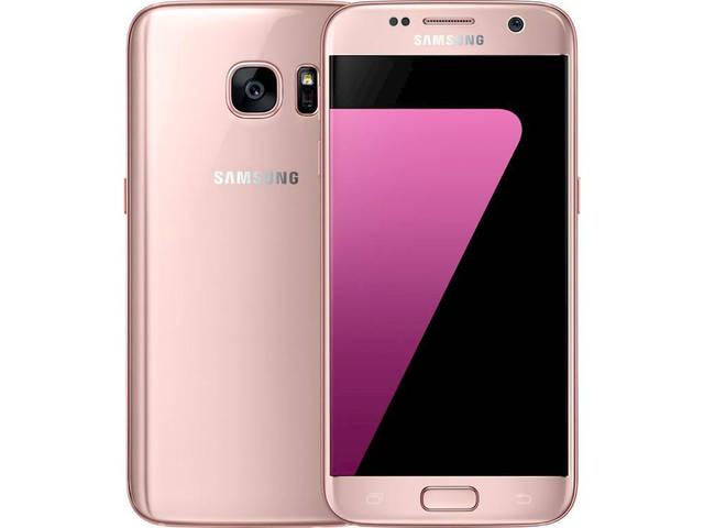 Смартфон Samsung Galaxy S7 32 Гб Черный \ Золотой \ Розовый (G930F)