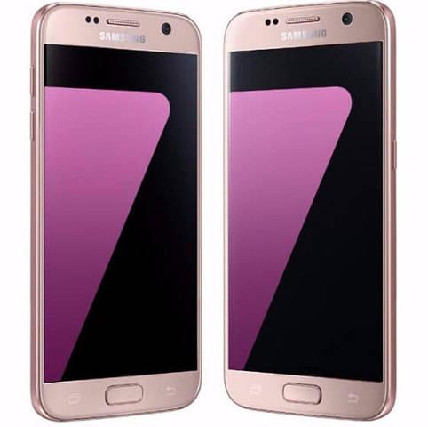"Смартфон Samsung Galaxy S7 (G930F) Rose Gold \ 32 Гб \ 5.1"" \ 12 Мп"