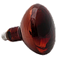 Инфракрасная лампа ИКЗК 250 Вт R127 Е27 Калашниково, фото 2