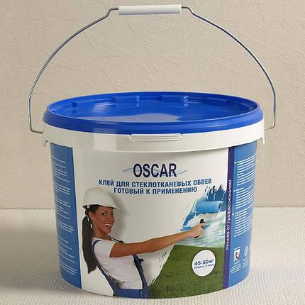 """Клей для стеклообоев """"Oscar"""", 10кг, готовый к применению, фото 2"""