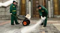 Соль техническая галит в мешках по 40 кг