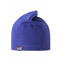 Демисезонная шапка для мальчика LASSIE by Reima 728709-6690.  Размеры S - L., фото 1
