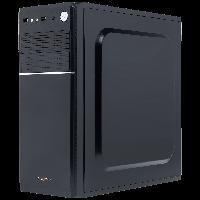 LogicPower LP 1712 + Блок питания ATX 400W 8см - корпус компьютерный